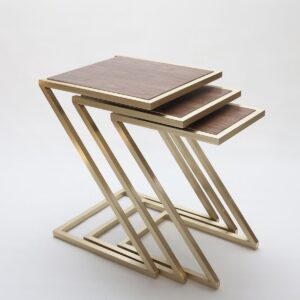 Nest Tables and Stools